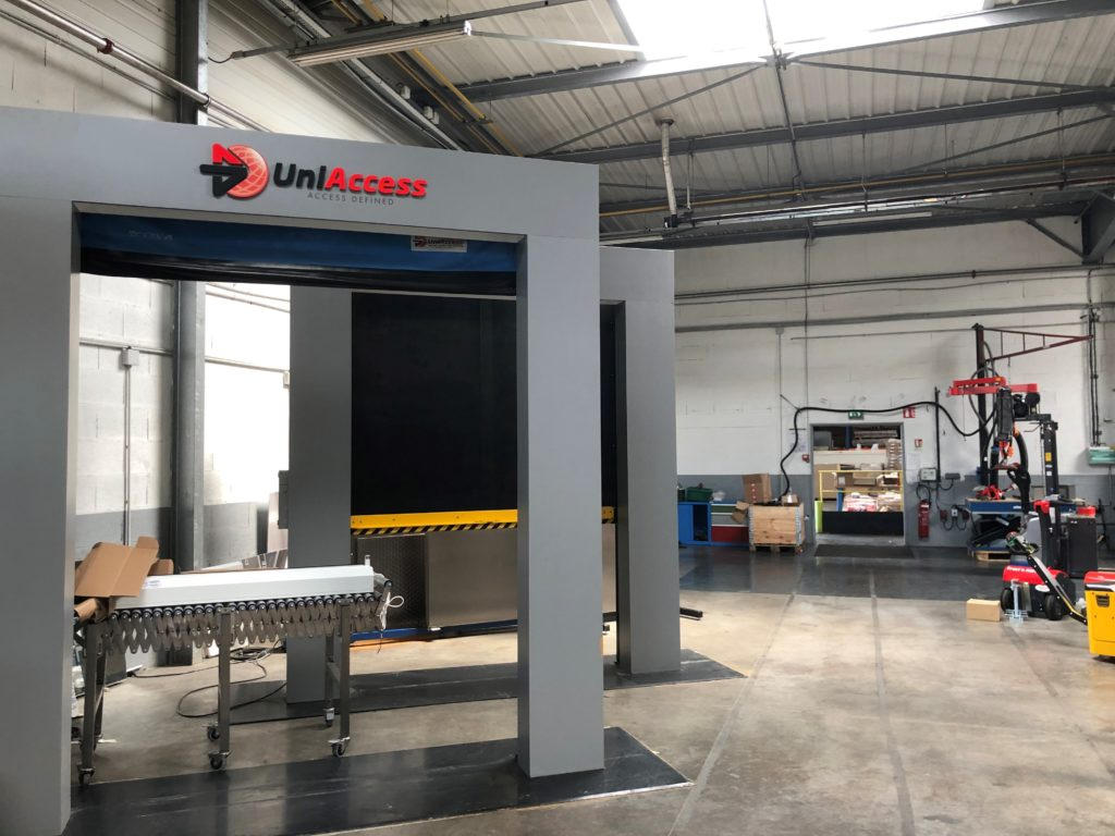 Uniaccess showroom