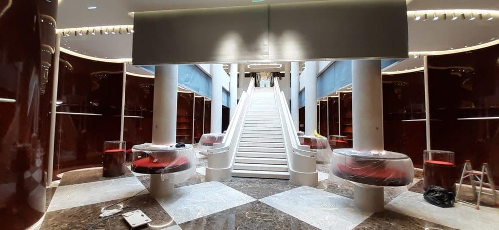bas escalier - dolce gabbana